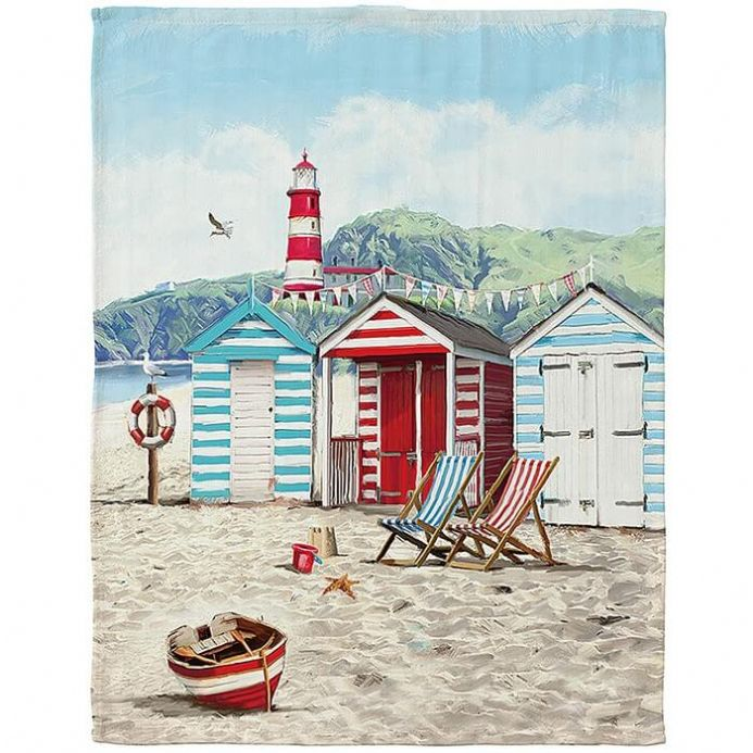 New Sandy Bay Tea Towel
